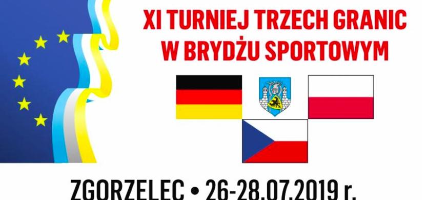 XI Turniej Trzech Granic w Brydżu Sportowym