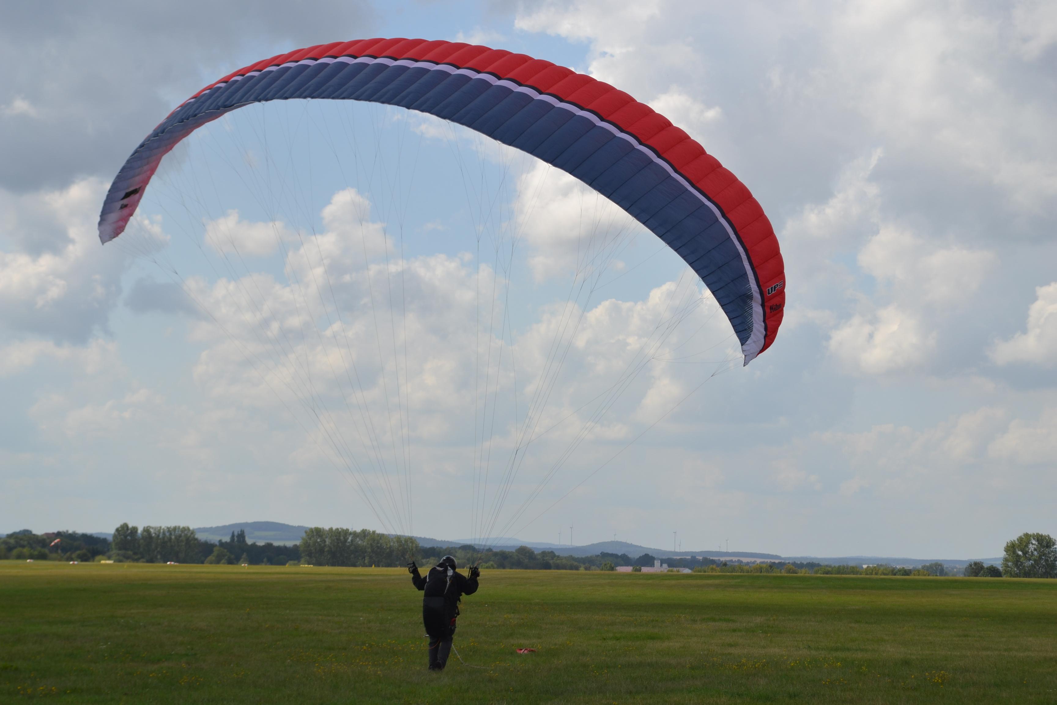 Paralotniarstwo i lotniarstwo na Trójstyku Granic