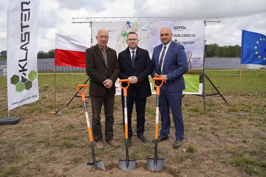 Budowa największego w Polsce inteligentnego systemu sieci dystrybucyjnej ruszyła!
