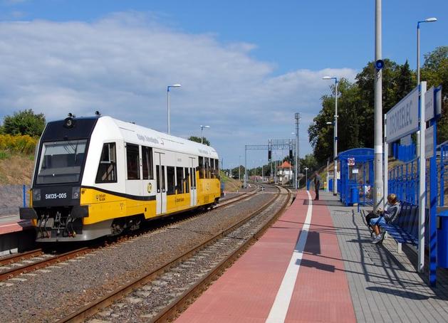 Nowy rozkład jazdy pociągów już dostępny