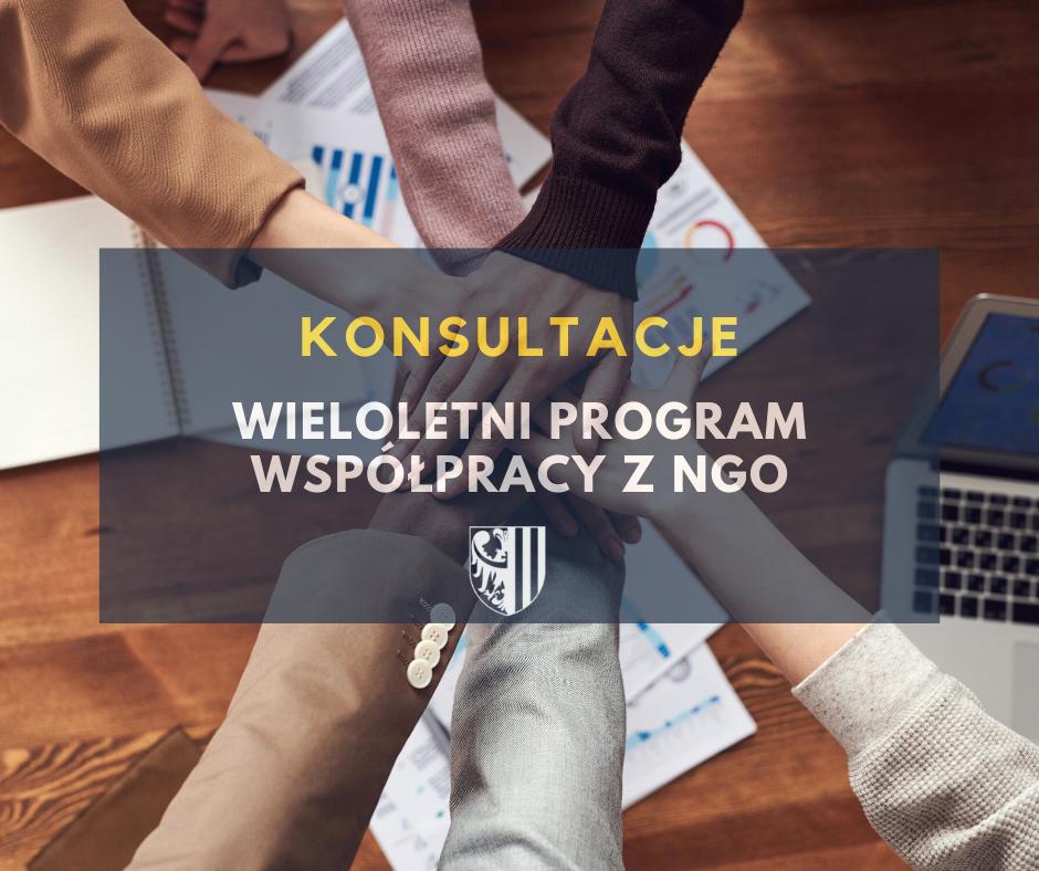 Konsultacje ws. wieloletniego programu współpracy z NGO