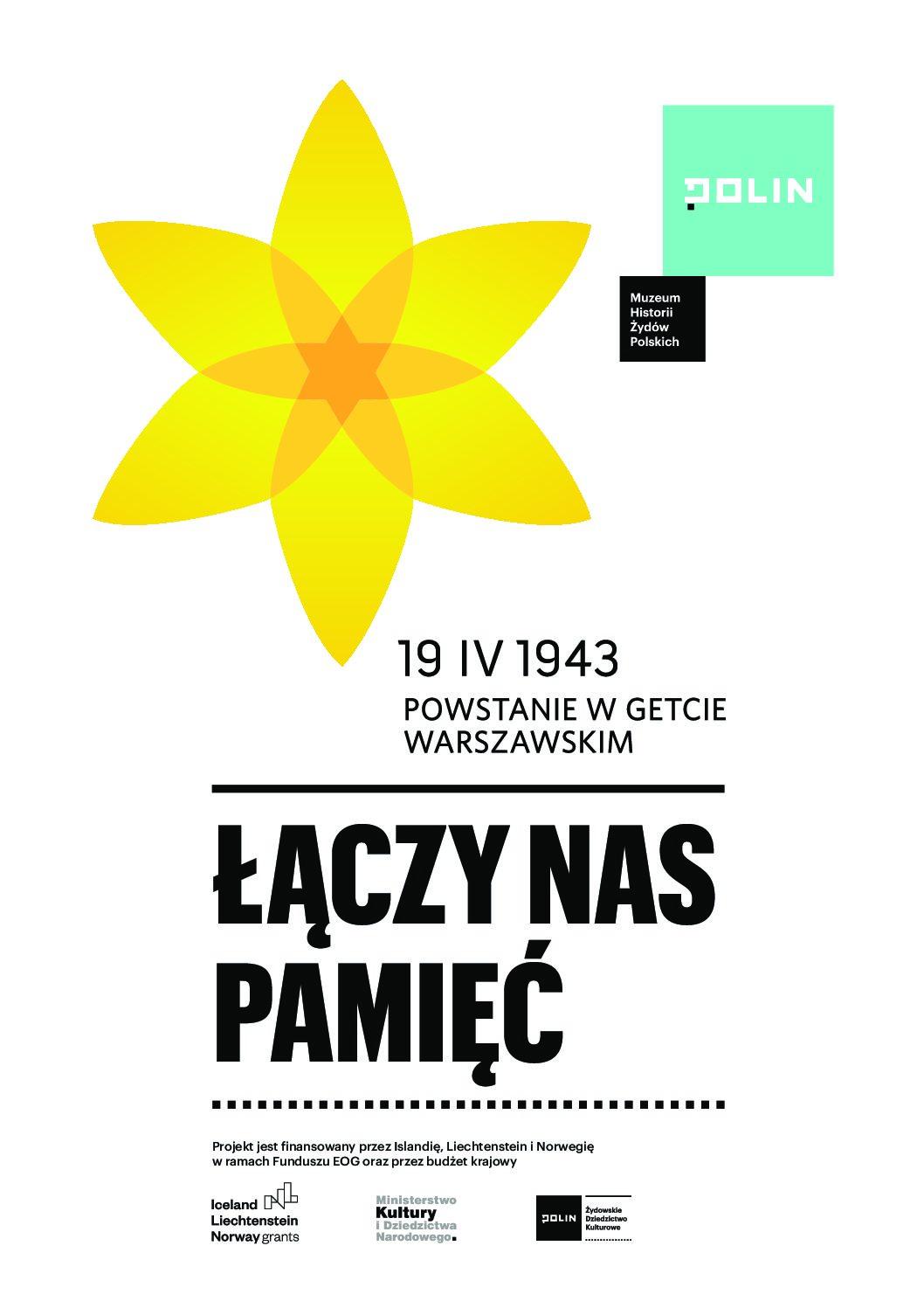 Rocznica wybuchu powstania w getcie warszawskim