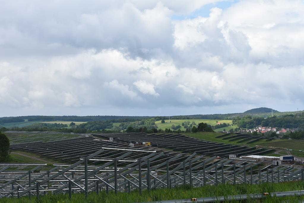Największa farma fotowoltaiczna w Polsce