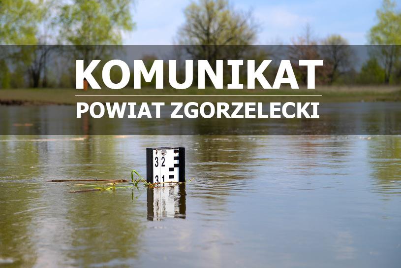 KOMUNIKAT: Przekroczenie stanów ostrzegawczych rzek (aktualizacje)