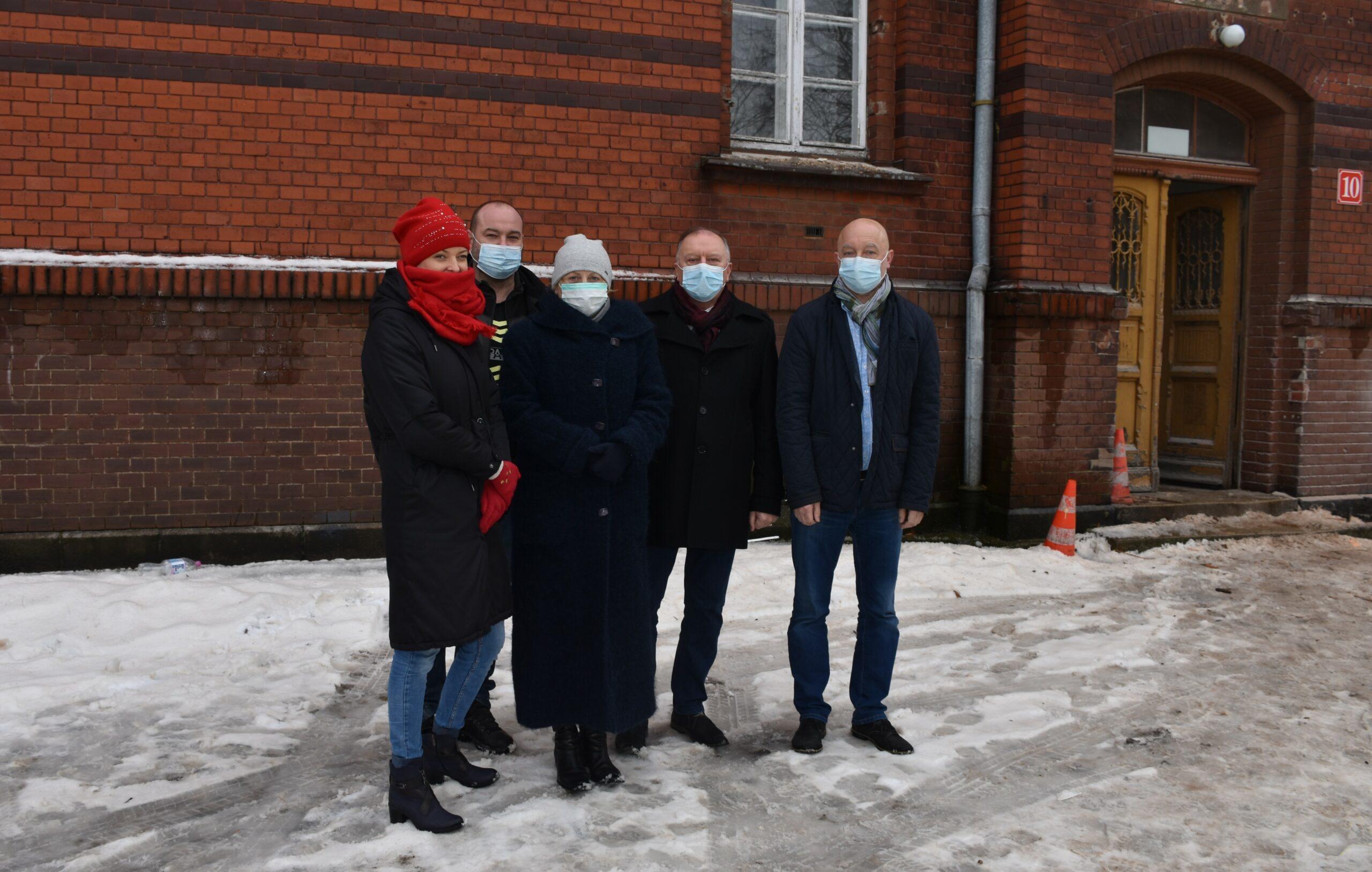 Rusza przebudowa budynku SOSW w Zgorzelcu