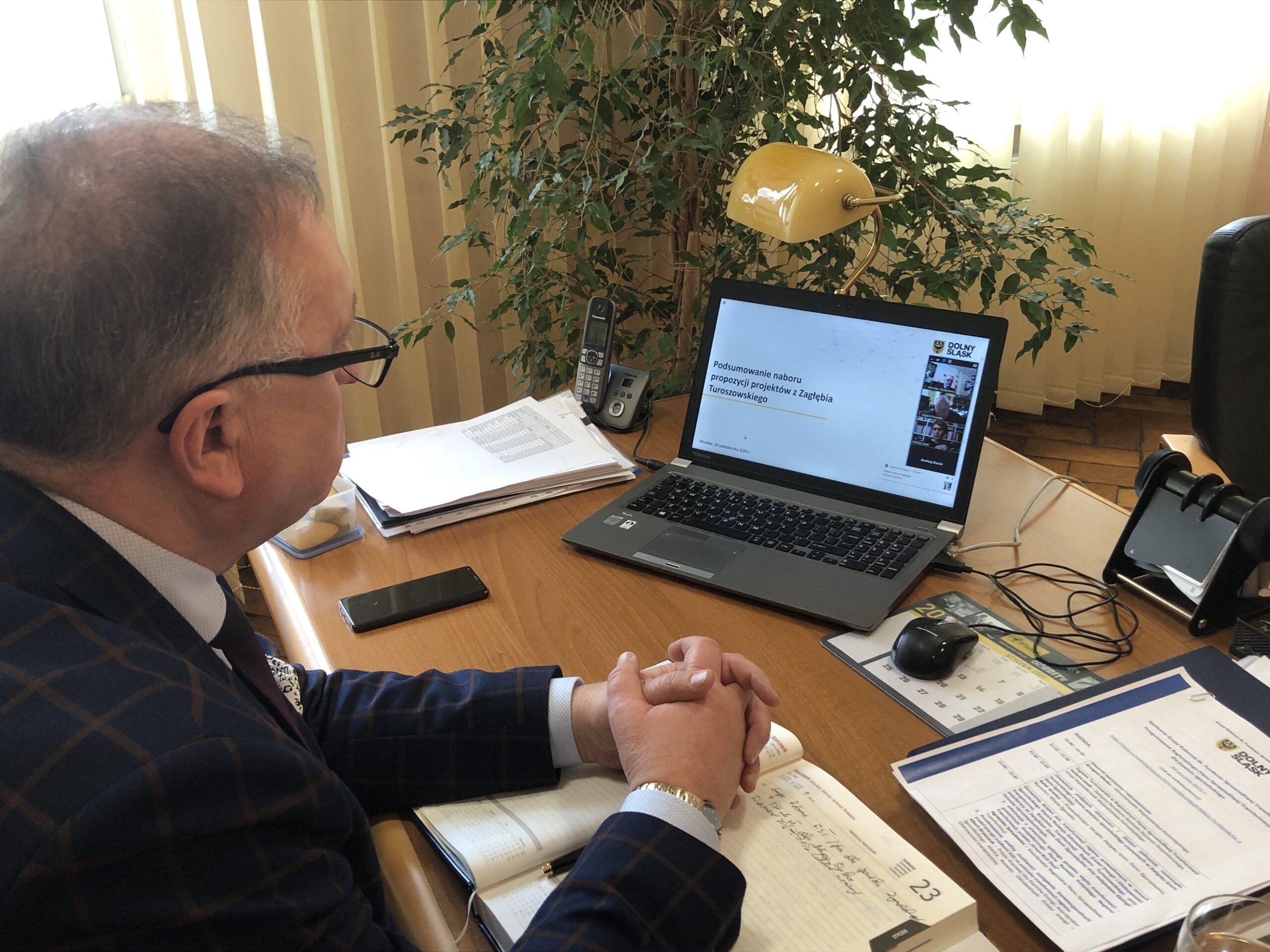 Trwają prace nad Regionalnym Planem Sprawiedliwej Transformacji dla powiatu zgorzeleckiego