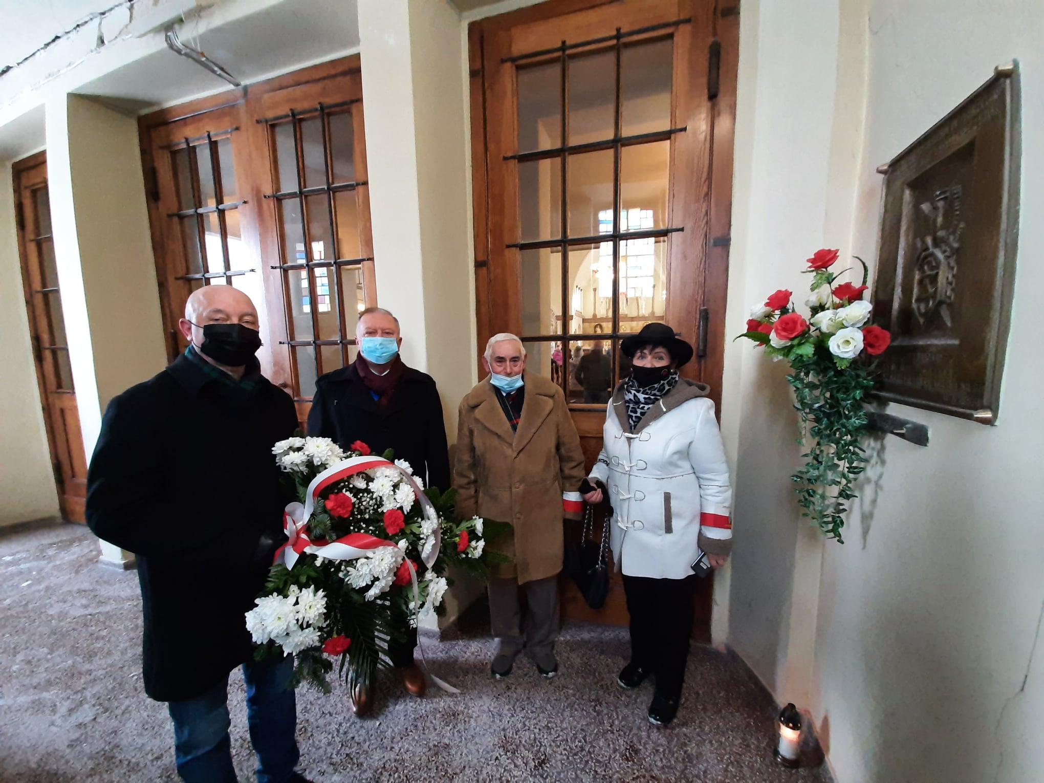 Upamiętniono 81. Rocznicę pierwszej masowej zsyłki Polaków na Sybir