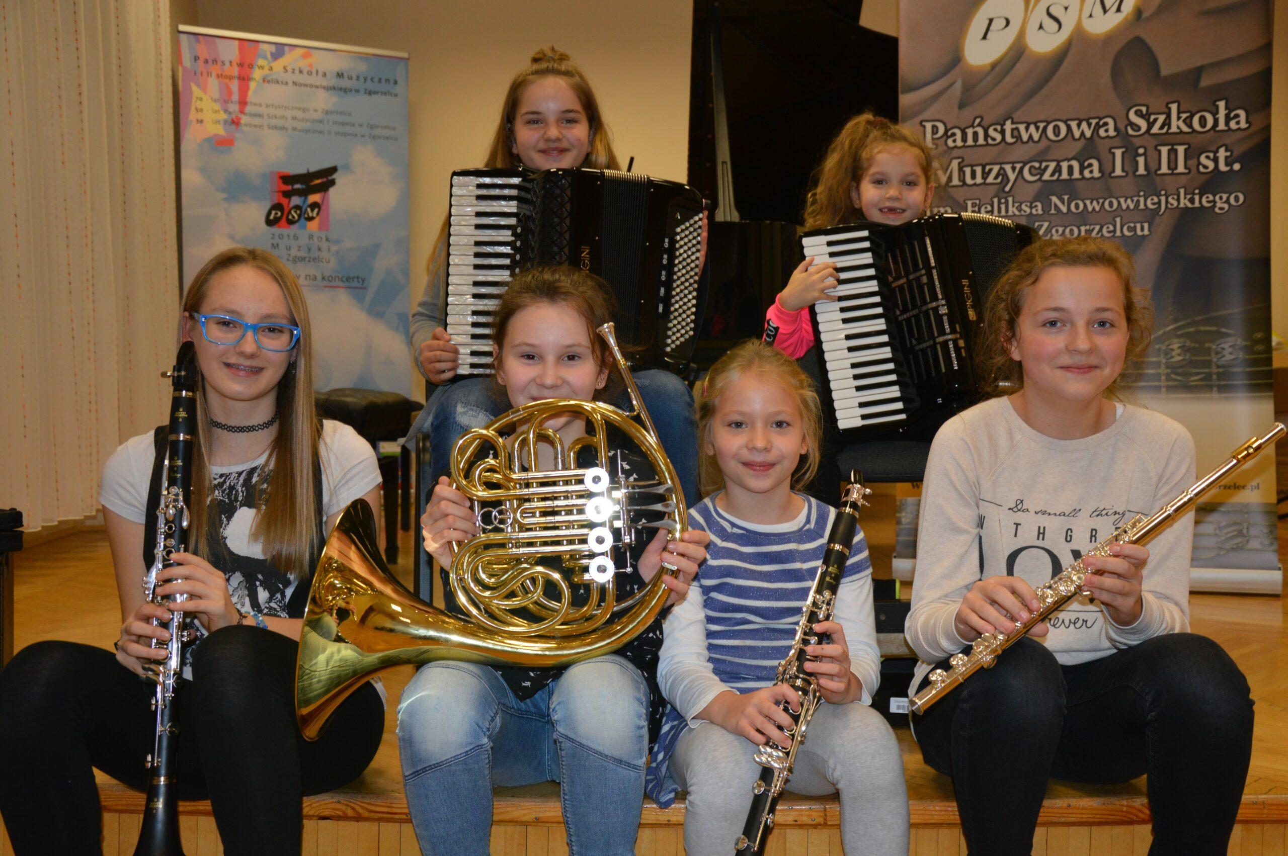Trwa rekrutacja do Państwowej Szkoły Muzycznej