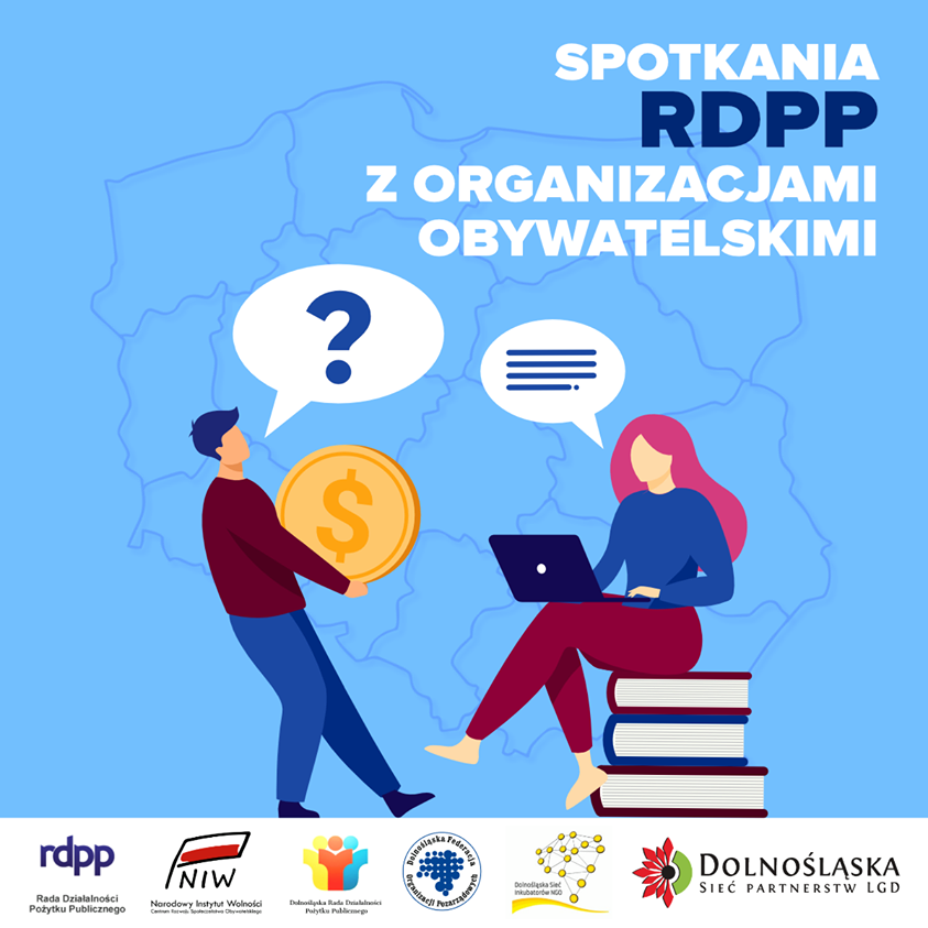 Spotkanie Rady Działalności Pożytku Publicznego z NGO województwa dolnośląskiego