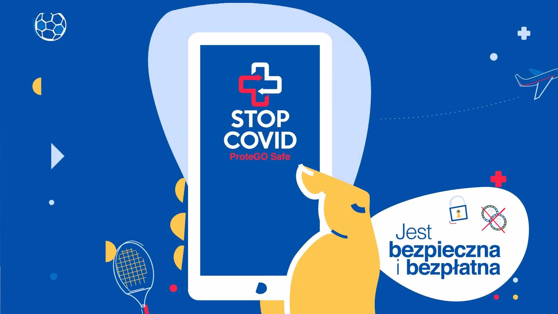 Aplikacja STOP COVID. Ściągnij, uruchom – dbaj o siebie i innych