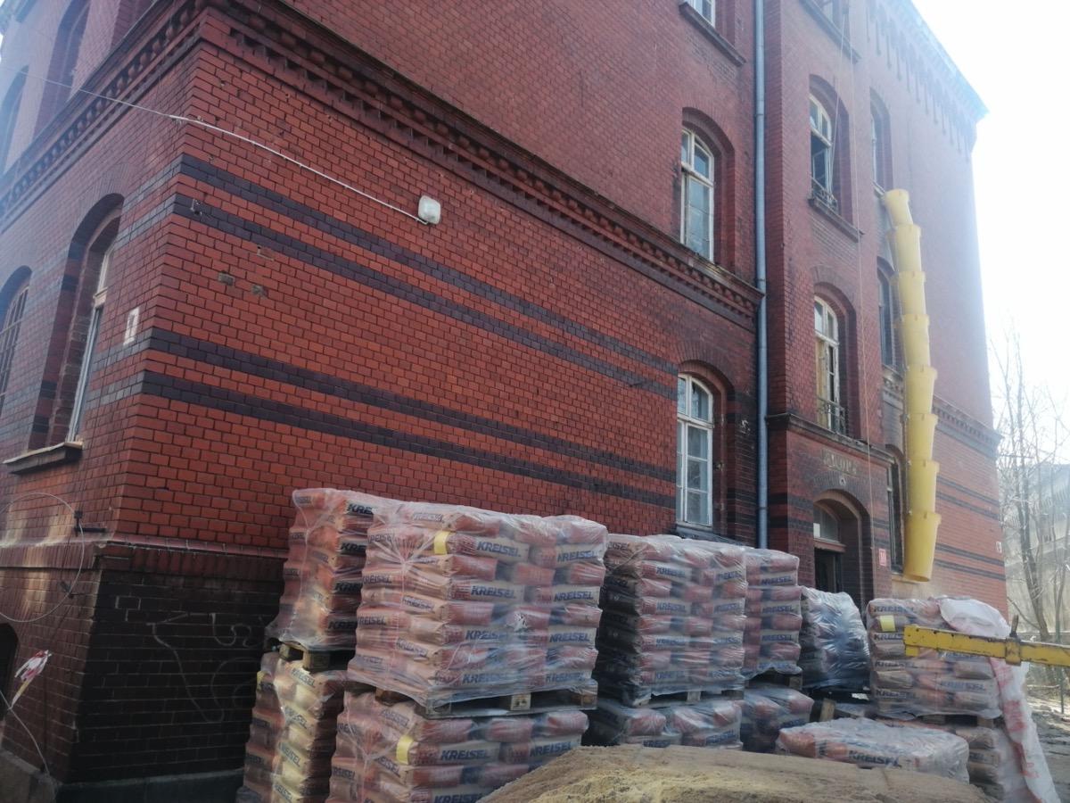 Przebudowa budynku Specjalnego Ośrodka Szkolno – Wychowawczego w Zgorzelcu