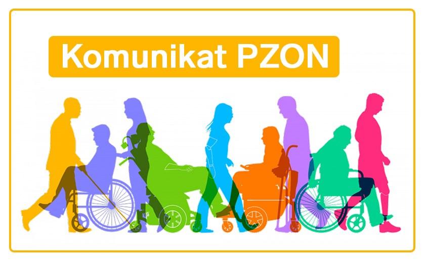 Ważna informacja dla osób niepełnosprawnych