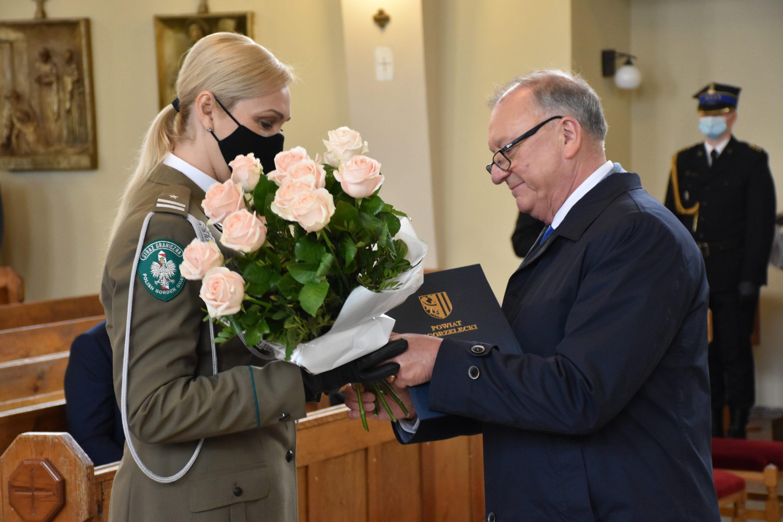 Obchody 30-lecia Straży Granicznej