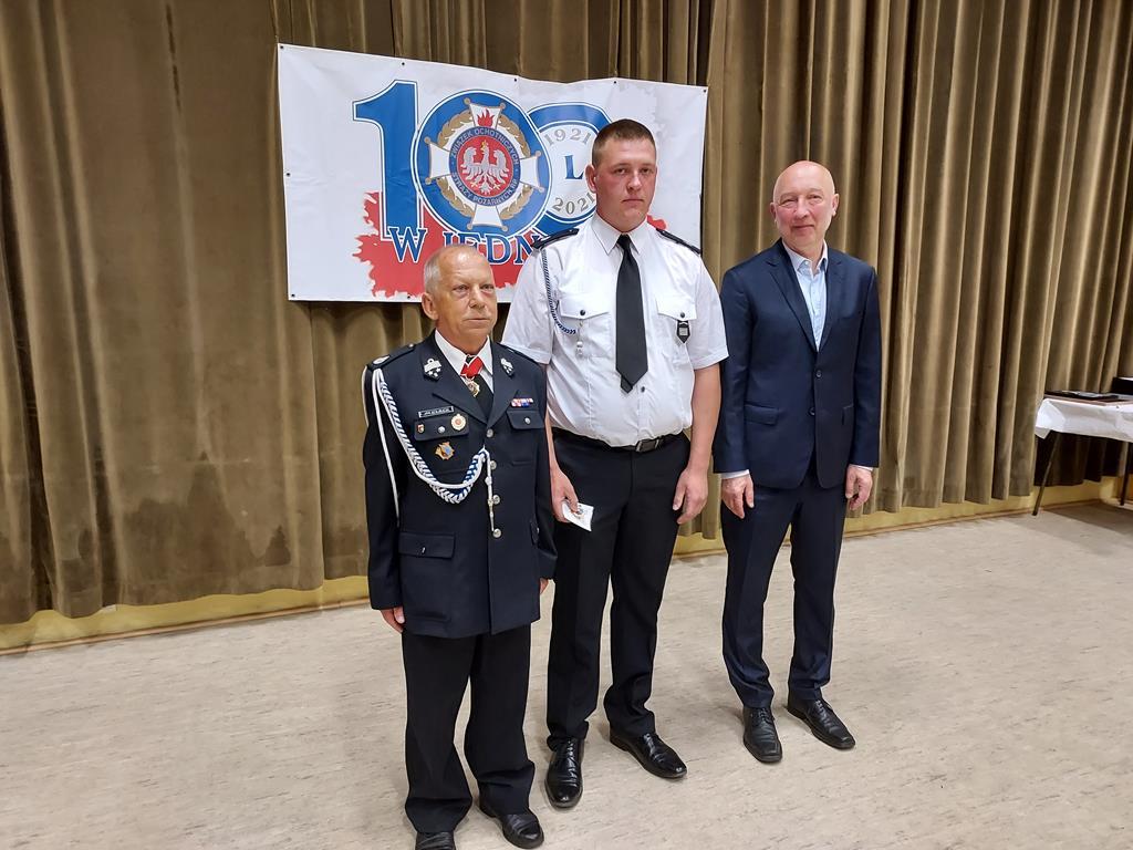 Walne Zebranie Sprawozdawczo-Wyborcze jednostki OSP Studniska Dolne