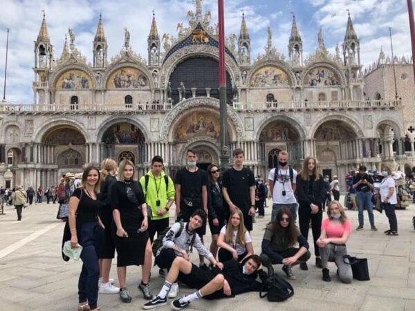 Uczniowie ZSZ w Bogatyni na praktykach zagranicznych we Włoszech