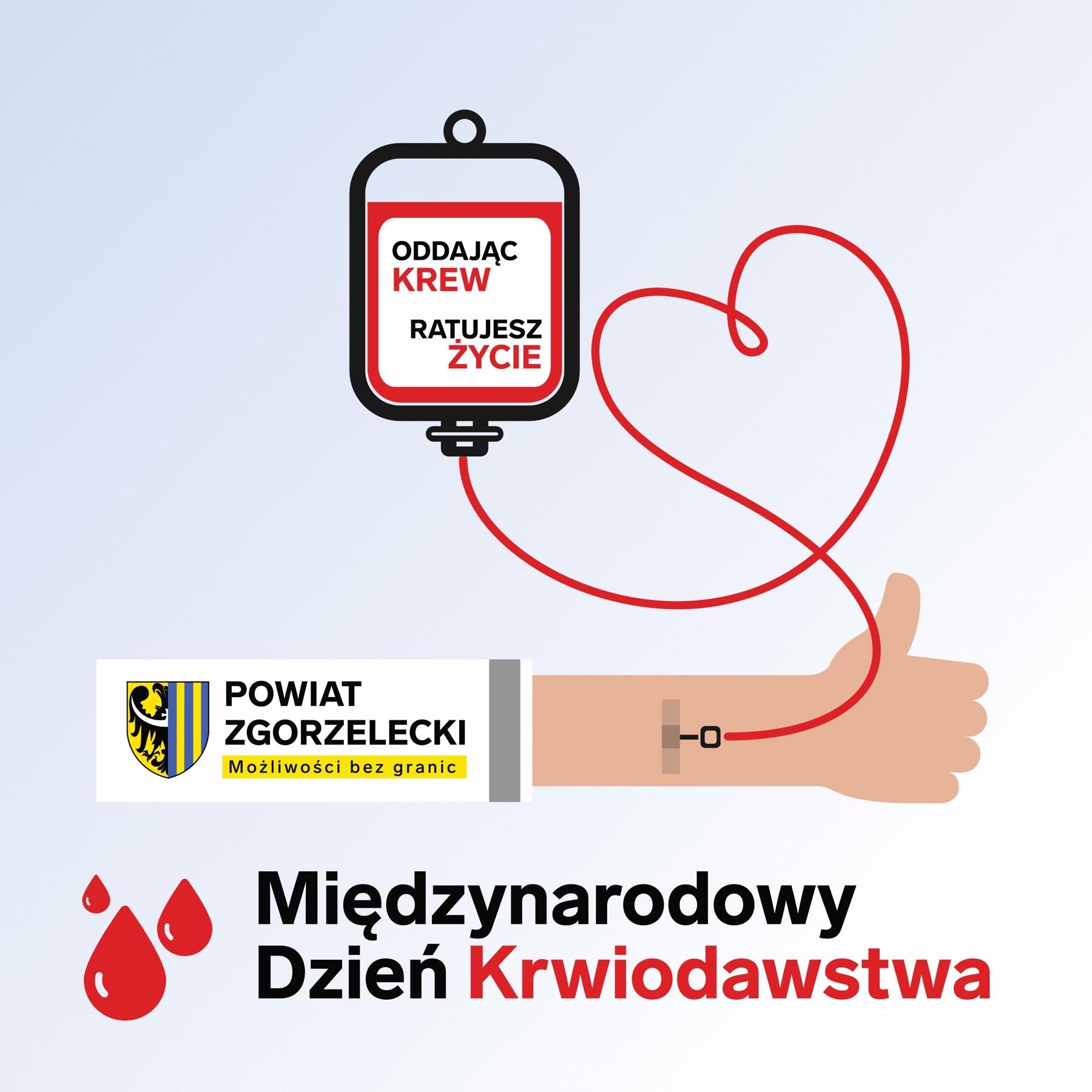 Międzynarodowy Dzień Krwiodawstwa