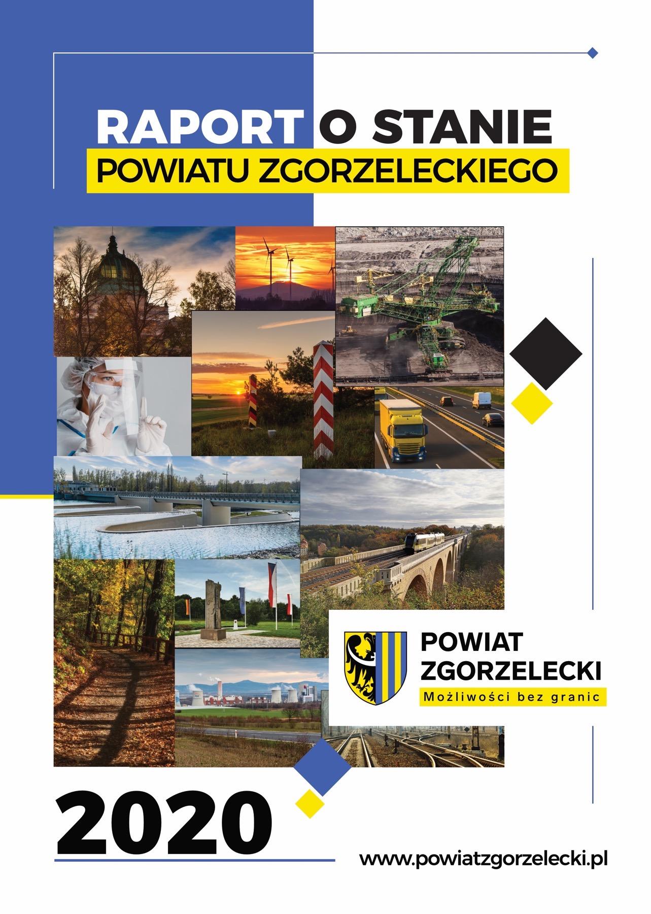 Raport o Stanie Powiatu Zgorzeleckiego za 2020 r.