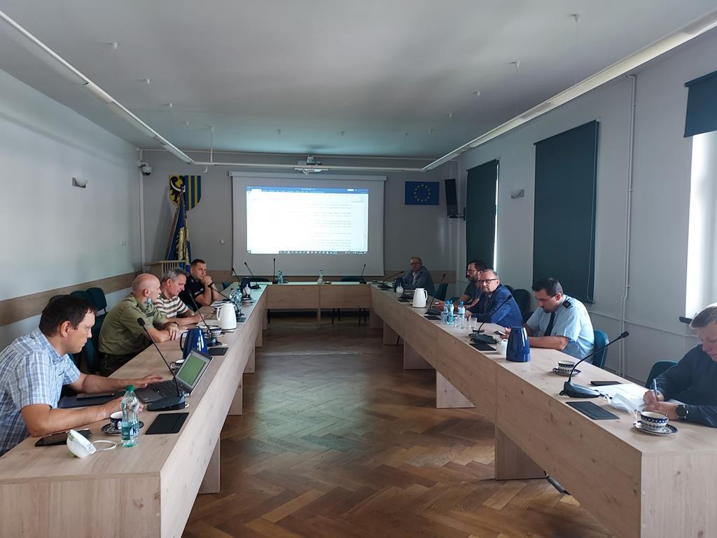 Posiedzenie Zespołu Zarządzania Kryzysowego w sprawie ASF