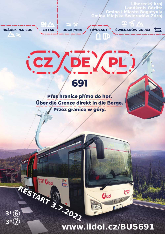 Linie autobusowe 691 i 831A wznawiają kursy