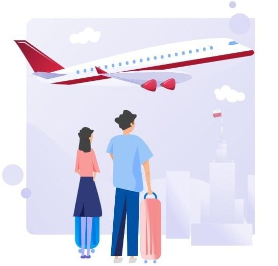 Wypełnij Kartę Lokalizacji Podróżnego