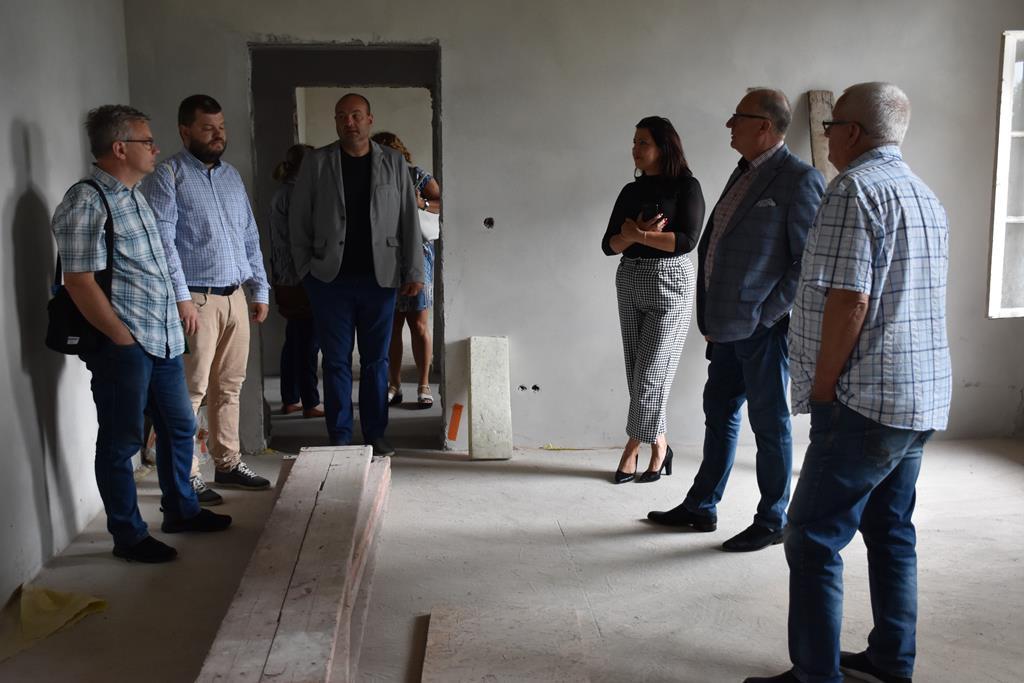 Zakończono kolejny etap przebudowy budynku SOSW na potrzeby kształcenia zawodowego