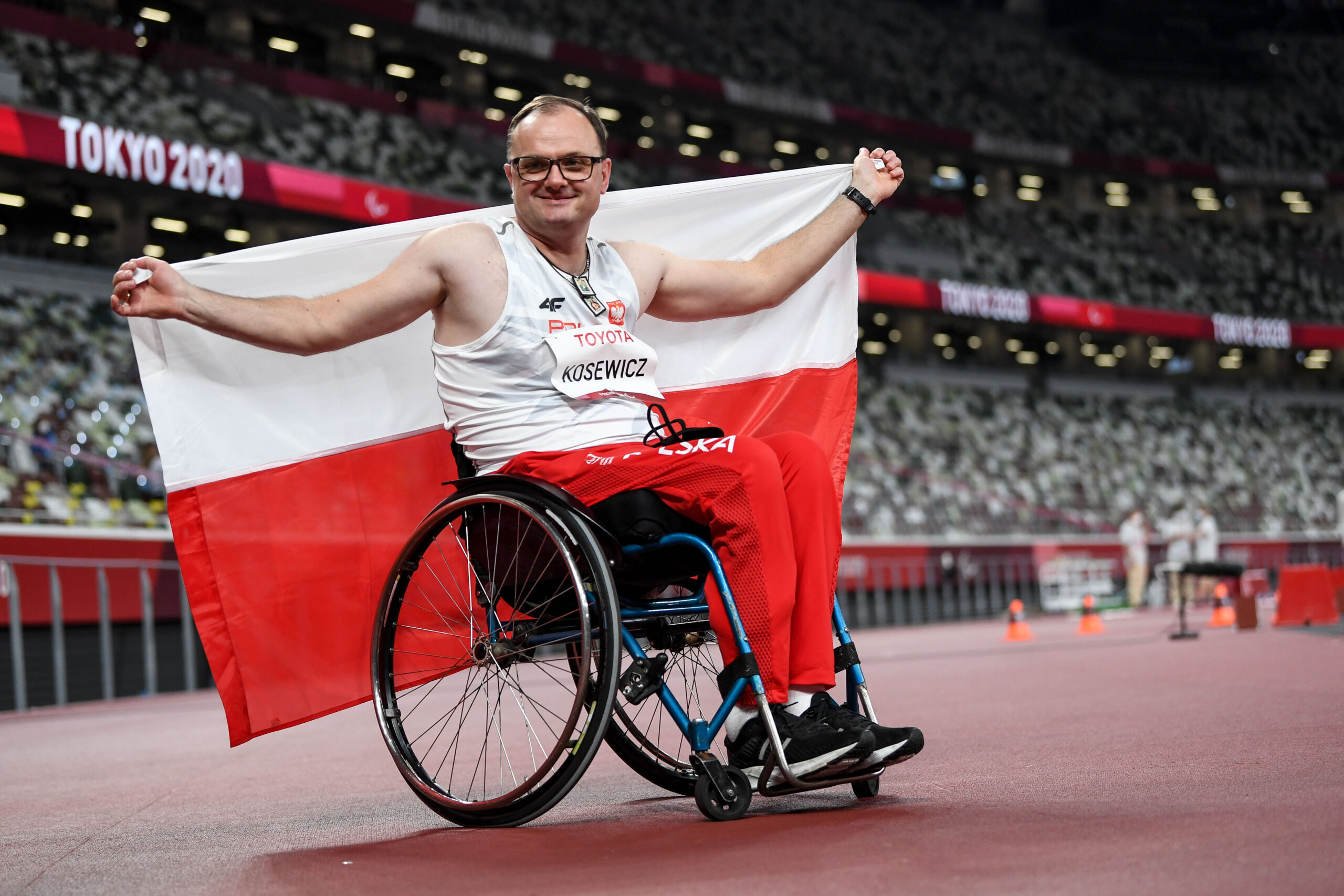 Mieszkaniec Zawidowa Piotr Kosewicz – zwycięzcą i złotym medalistą Igrzysk w Tokio