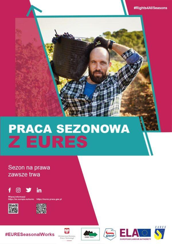 Trwa Kampania informacyjna nt. praw pracowników sezonowych w UE