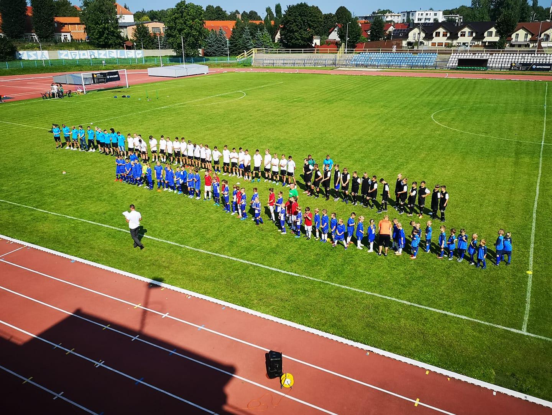 Uroczysta inauguracja sezonu piłkarskiego