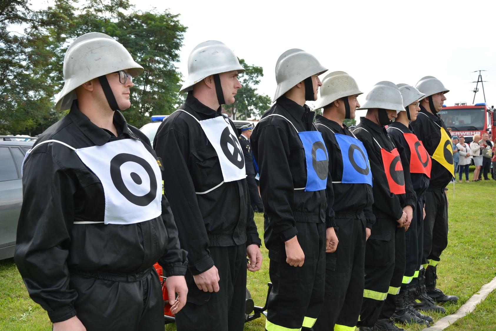 Zawody Strażackie OSP
