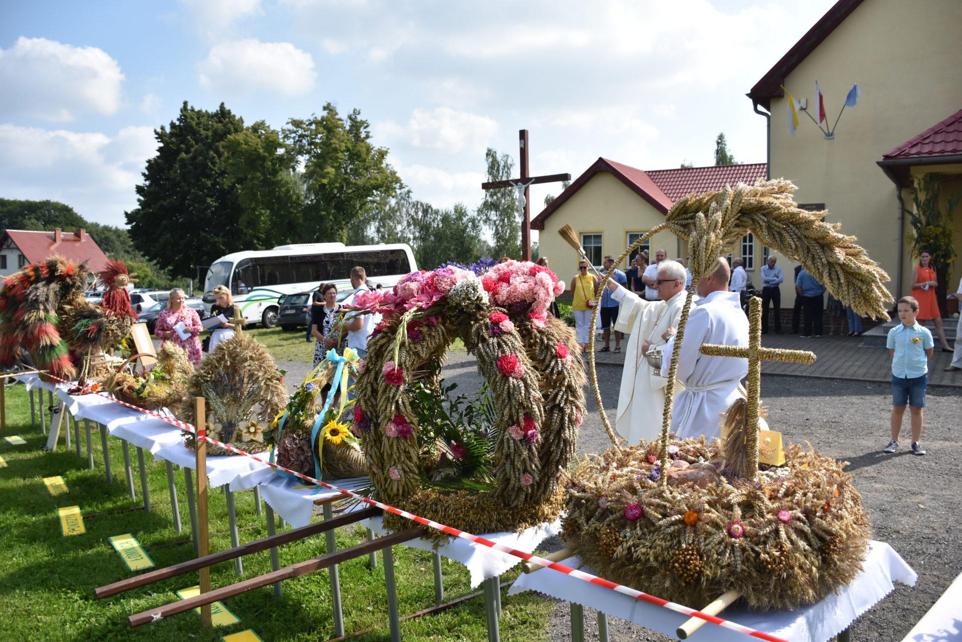 Transgraniczne Święto Chleba w Żarskiej Wsi