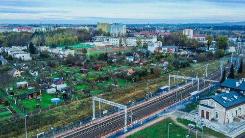 Urban K Stacja Zgorzelec Ujazd