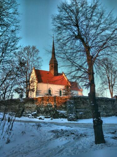 Urban K Kościół Narodzenia NMP Jędrzychowice